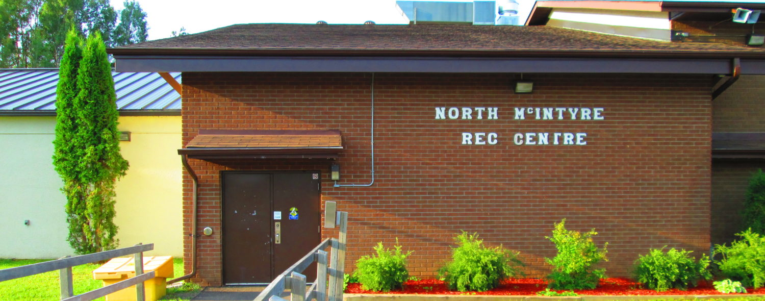 North McIntyre Rec Centre